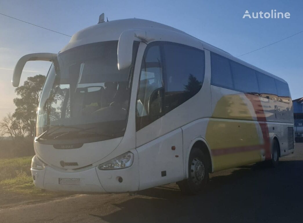 SCANIA k124 IRIZAR PB  coach bus