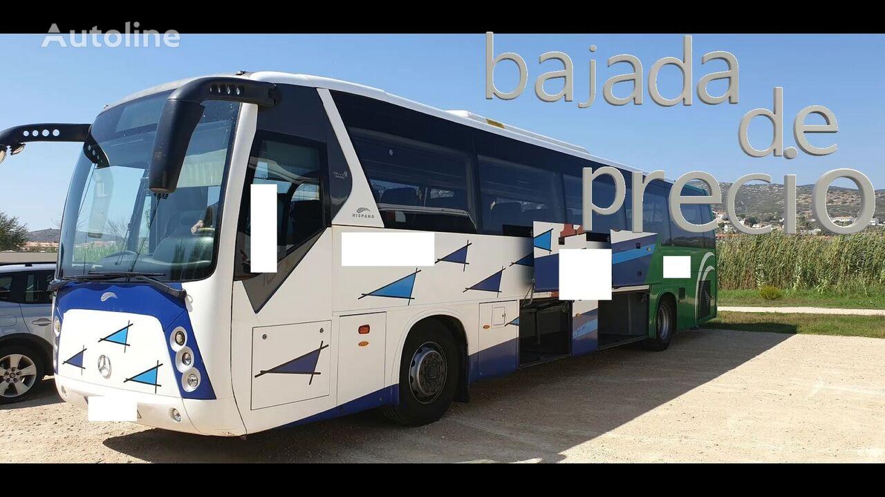 MERCEDES-BENZ OC500-RF1836 HISPANO 60PLZ interurban bus